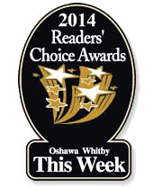 Readers Choice Oshawa 2014