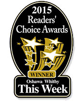 Readers Choice 2015 - Oshawa, Ontario